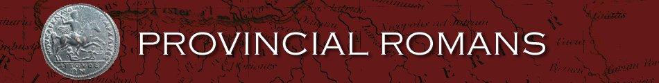 Provincial Romans